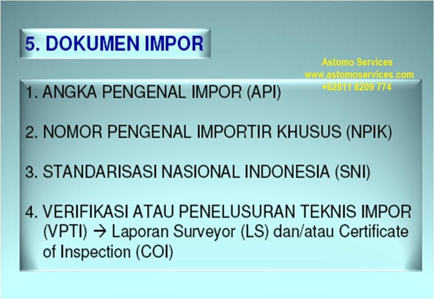 Dokumen Impor Barang