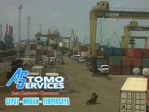 Jasa Import Export Mesin Alat Berat Peabuhan Tanjung Priok