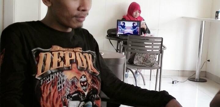 orang paling ganteng di Jakarta Selatan Indonesia